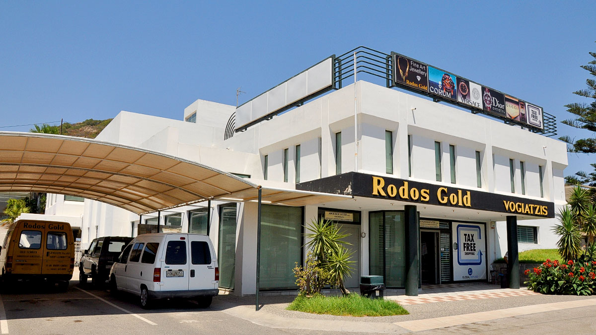 Contact | Rodos Gold Vogiatzis | Jewelry